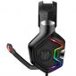 Игровые наушники с микрофоном Onikuma K10 Pro Black