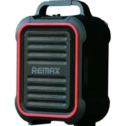 Портативная Bluetooth колонка Remax RB-X3 Song K outdoor Black-Red