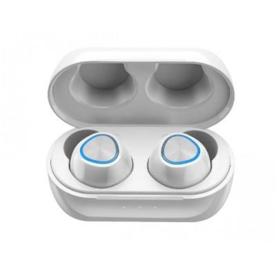 Беспроводные Bluetooth наушники Remax TWS-16 Silver