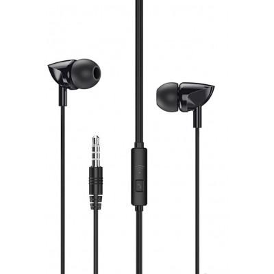 Наушники Remax RW-106 Wired Earphone Black