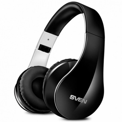 Bluetooth наушники Sven AP-B450MV Black