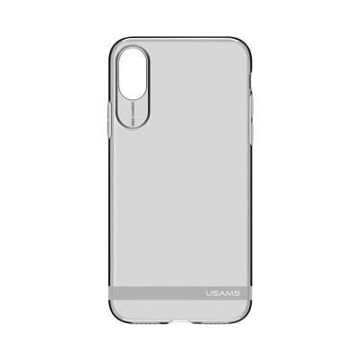 Чехол-накладка Usams Case-Primary Series iPhone X Black