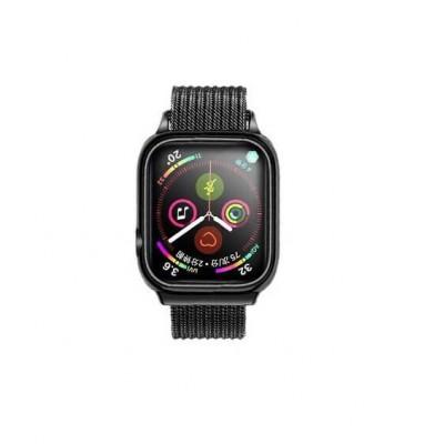 Ремешок Usams US-ZB067 Magnetic Loop для Apple Watch Series 1/2/3/4 (38/40mm) Black