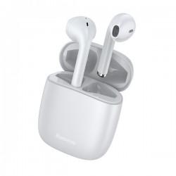 Bluetooth наушники Baseus Encok TWS W04 White