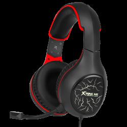 Игровые наушники XTRIKE ME GH-710 с микрофоном Black-Red