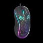 Игровая проводная мышь с подсветкой Xtrike GM-512 USB Wired mouse black