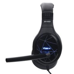 Игровые наушники XTRIKE ME GH-501 BK Black