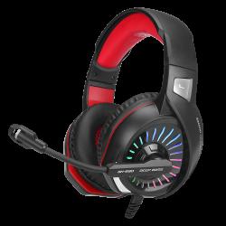 Игровые наушники XTRIKE ME GH-890 с микрофоном Black-Red
