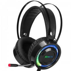 Игровые наушники XTRIKE ME GH-708 Black