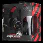 Игровые наушники XTRIKE ME GH-808G с микрофоном Black