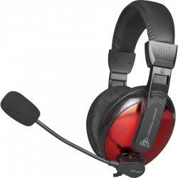 Игровые наушники XTRIKE ME HP-307 BK Red