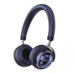Беспроводные Bluetooth наушники Remax Wireless Stereo Headphone RB-620HB (BT5.0, 300mAh, до 18-ти часов) Blue