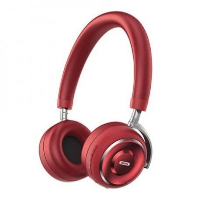 Беспроводные Bluetooth наушники Remax Wireless Stereo Headphone RB-620HB (BT5.0, 300mAh, до 18-ти часов) Red