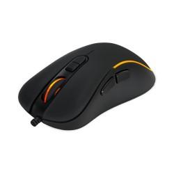 Комплект 2 в 1 игровая мышь проводная и коврик Xtrike GMP-290 Mouse And Mouse Pad Combo Black