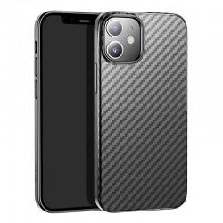 """Чехол для Apple iPhone12 Mini ( 5.4"""") Hoco Delicate shadow series protective case Black"""