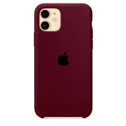 Чехол HC Silicone Case для Apple iPhone 11 Violet