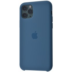 Чехол HC Silicone Case для Apple iPhone 11 Pro Midnight Blue