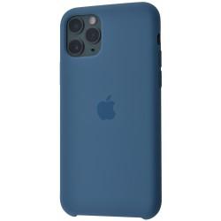 Чехол HC Silicone Case для Apple iPhone 11 Pro Midnight Blue