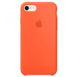 Чехол HC Silicone Case для Apple iPhone 7/8 Apricot Orange