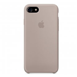 Чехол HC Silicone Case для Apple iPhone 7/8 Pebble