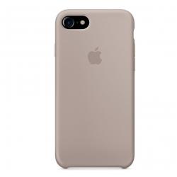 Чехол HC Silicone Case для Apple iPhone 7/8 Pebble