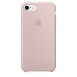 Чехол HC Silicone Case для Apple iPhone 7/8 Pink Sand