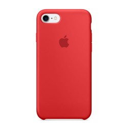 Чехол HC Silicone Case для Apple iPhone 7/8 Red