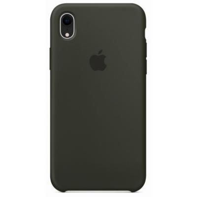 Чехол HC Silicone Case для Apple iPhone XR Olive