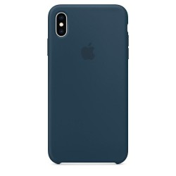 Чехол HC Silicone Case для Apple iPhone XS MAX Midnight Blue