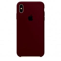 Чехол HC Silicone Case для Apple iPhone XS MAX Violet