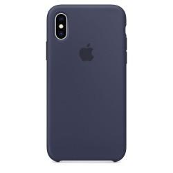 Чехол HC Silicone Case для Apple iPhone X/XS Midnight Blue
