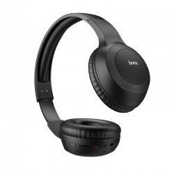 Накладные Bluetooth наушники Hoco W29 Outstanding Black