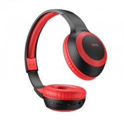 Накладные Bluetooth наушники Hoco W29 Outstanding Red