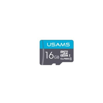 Карта памяти Micro SDHC Card Usams US-ZB093 TF High Speed Card 16Gb Class 10