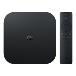 Приставка Smart TV Xiaomi 4K Mi Box S 2/8GB Global Black