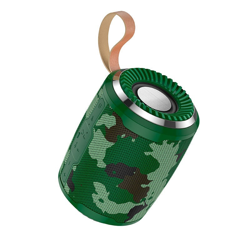 Портативная Bluetooth колонка Hoco BS39 Cool freedom sports Camouflage Green AR-3-11579_4