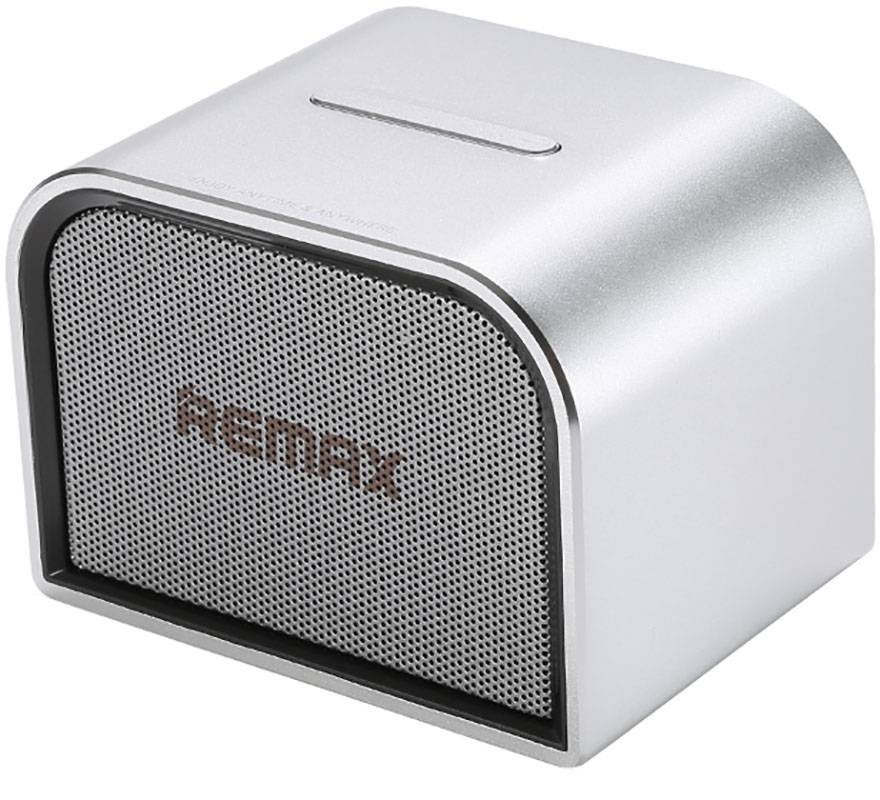 Bluetooth Колонка Remax M8 MINI Silver AR-3-00147_2