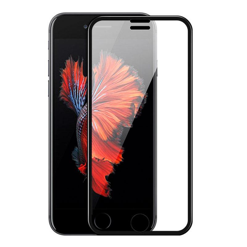 apple Защитное стекло Hoco Flash attach full screen silk screen HD (G1) для Apple iPhone 7 Plus/8 Plus Black AR-4-9237_1