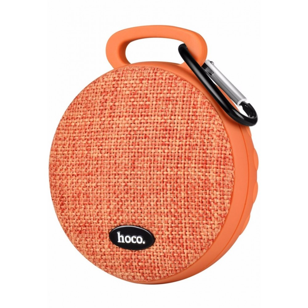 Портативная колонка Hoco BS7 MoBu sports Bluetooth Speaker Orange AR-3-01225_2
