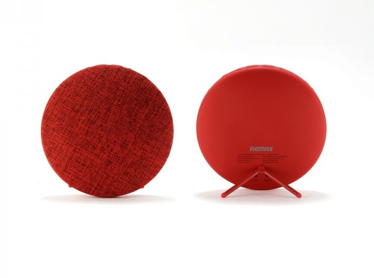 Bluetooth Колонка Remax RB-M9 Red 3-00107_5
