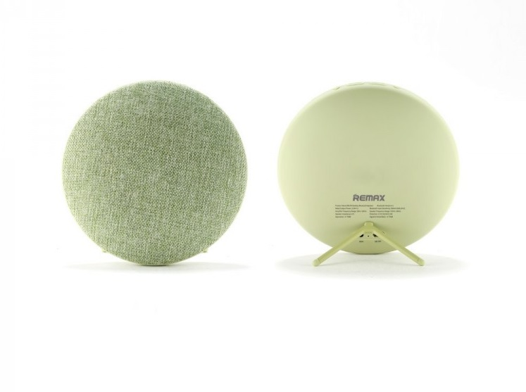 Bluetooth Колонка Remax RB-M9 Green 3-00107_3