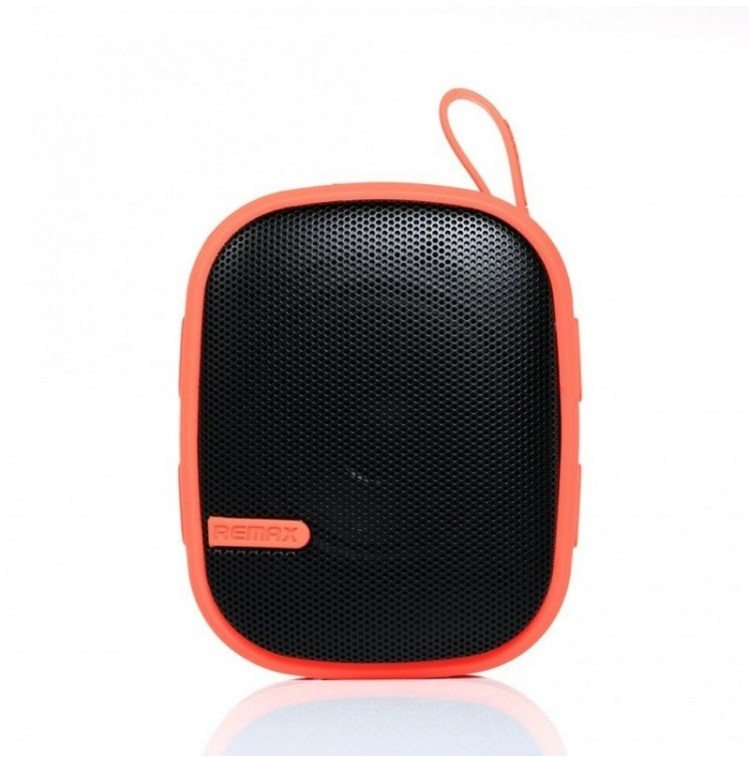 Bluetooth Колонка Remax Speaker X2-Mini Red 3-00009_1