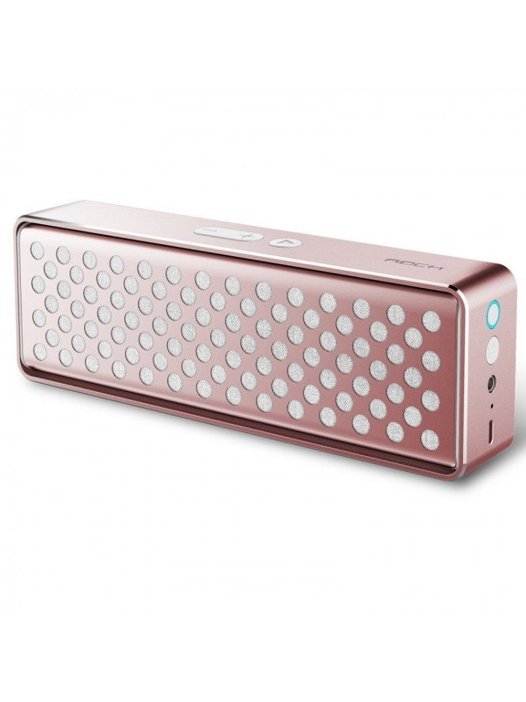 Портативная колонка ROCK Mubox Bluetooth Speaker Rose Gold AR-3-00015_3