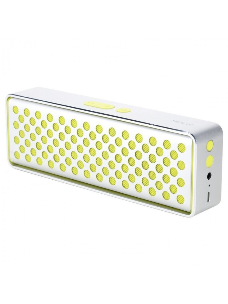 Портативная колонка ROCK Mubox Bluetooth Speaker yellow AR-3-00015_1