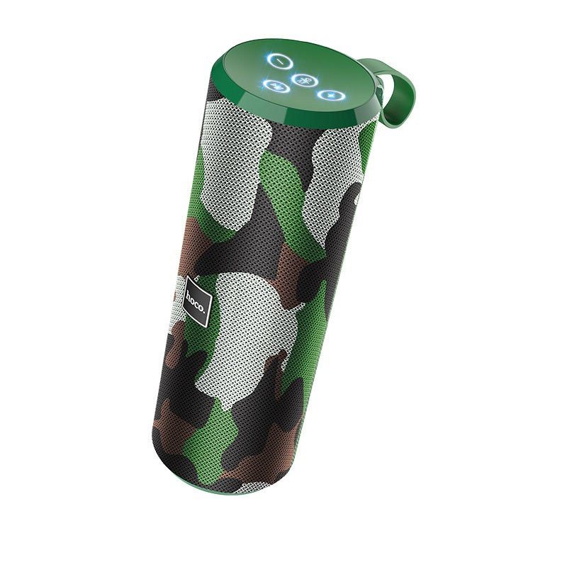 Портативная колонка Hoco BS33 Voice sports Camouflage Green AR-3-11404_4