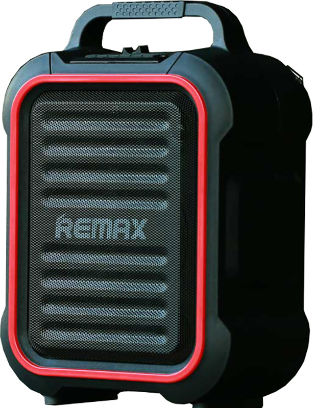 Портативная Bluetooth колонка Remax RB-X3 Song K outdoor Black-Red AR-3-11506_1