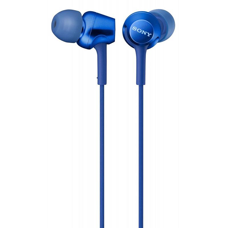Гарнитура Sony MDR-EX255AP Blue (MDREX255APL.E) 560672c7f1b58