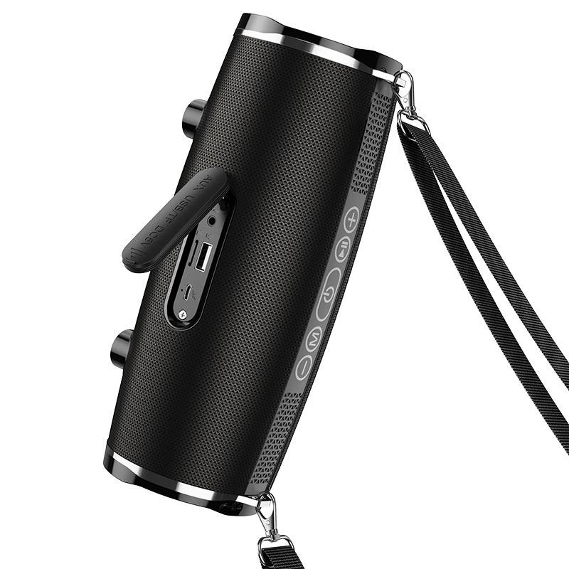 Беспроводная Bluetooth колонка Hoco BS40 Desire song sports wireless speaker Black AR-3-11606_1